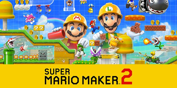 Super Mario Maker 2: annunciata la data d'uscita thumbnail