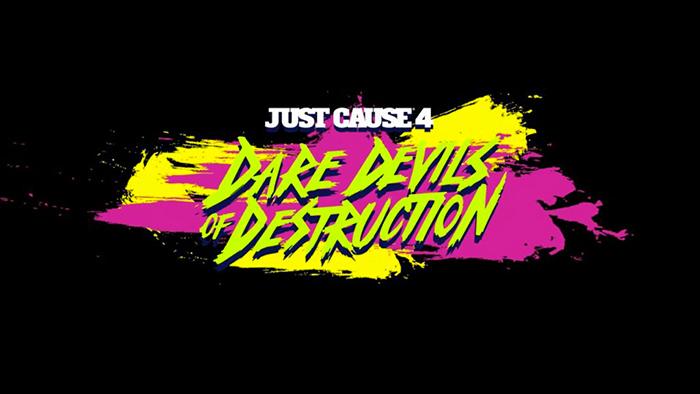 Annunciato Just Cause 4: Dare Devils of Destruction thumbnail