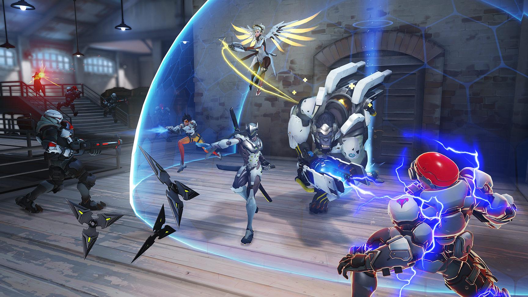 Overwatch: missione Tempesta Imminente, Free Trial e sconti sul gioco! thumbnail