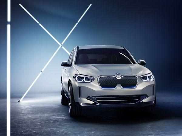 BMW e la mobilità sostenibile  alla Milano Design Week thumbnail