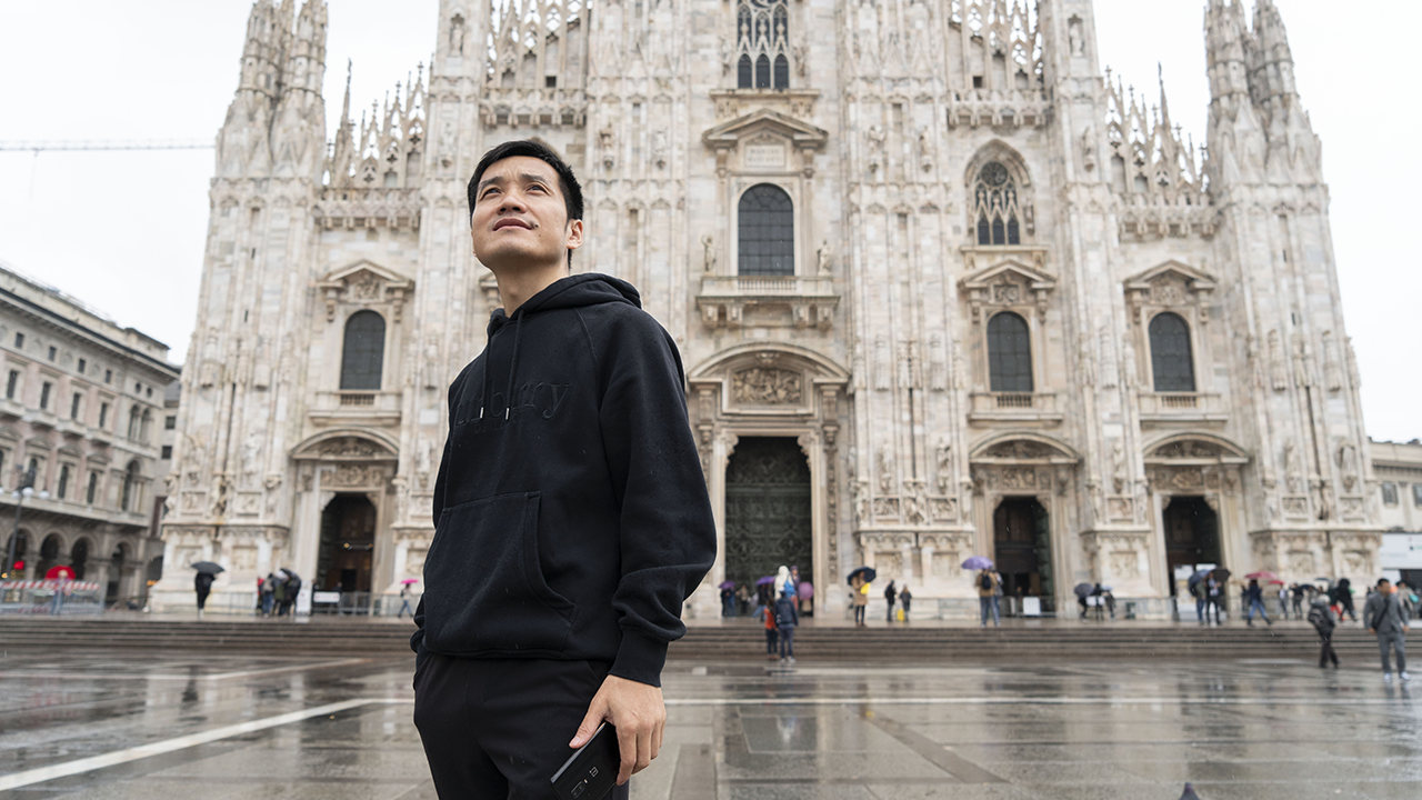 Pete Lau allo IED in occasione della Milan Design Week 2019 thumbnail