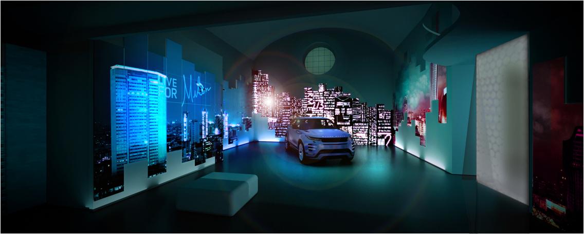 Jaguar e Land Rover: le installazioni artistiche al fuorisalone di Milano thumbnail