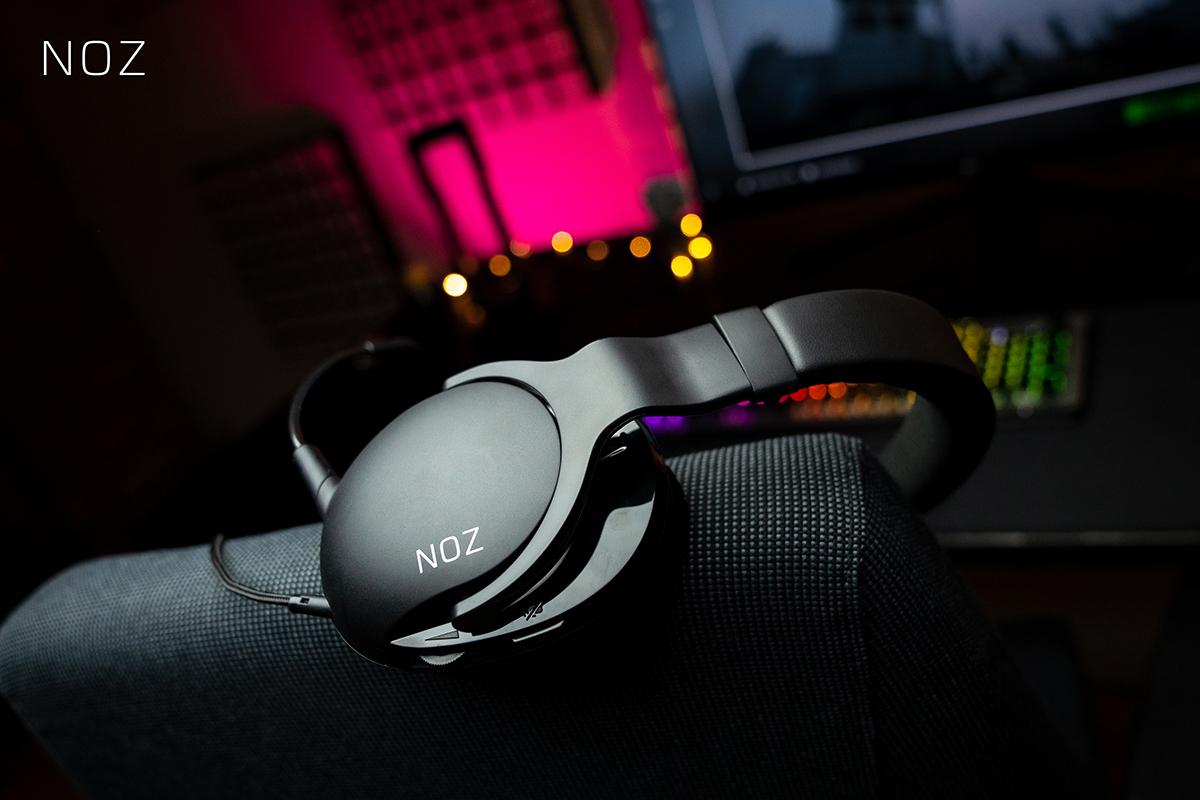Roccat NOZ: un headset ultra-leggero per giocare a lungo thumbnail