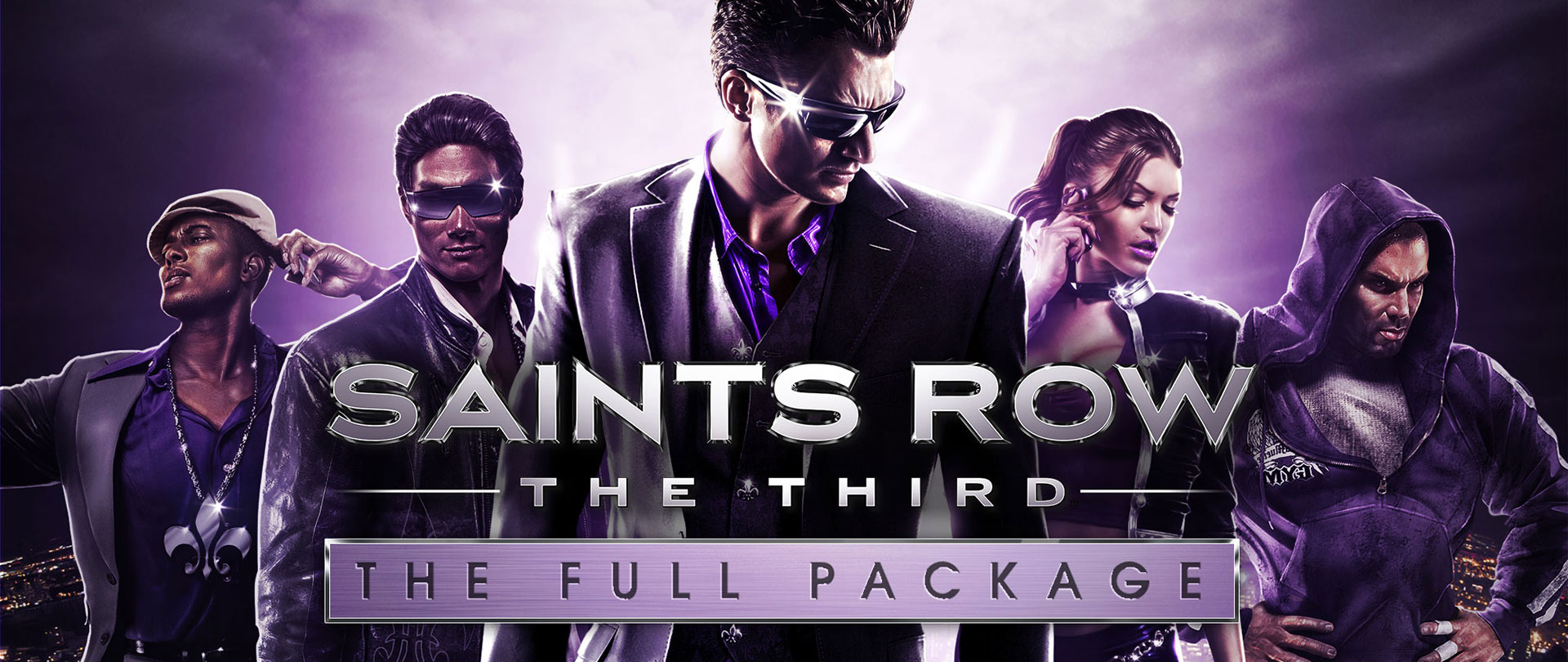 Saints Row: The Third - The Full Package: aperti i pre-order thumbnail