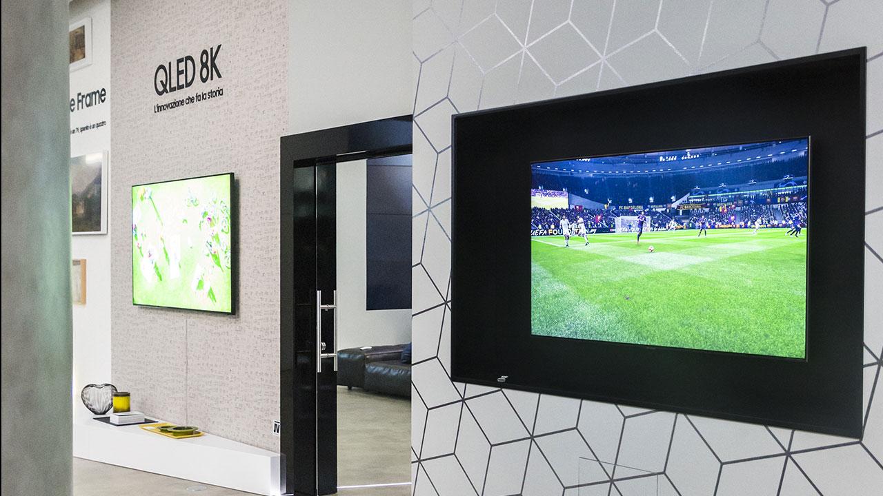 TV QLED 2019: la proposta di Samsung tra tecnologia e design thumbnail