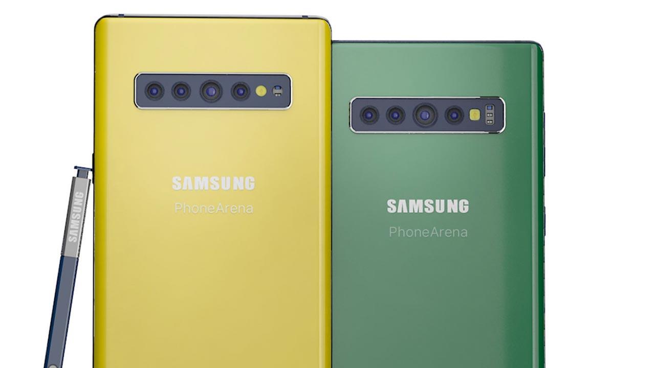 Samsung Galaxy Note 10 arriverà in quattro diverse varianti? thumbnail