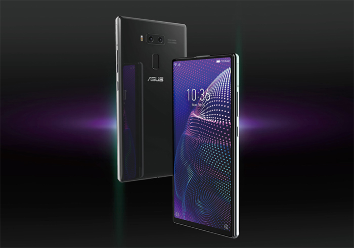 Asus: spuntano i primi concept per gli smartphone 5G thumbnail