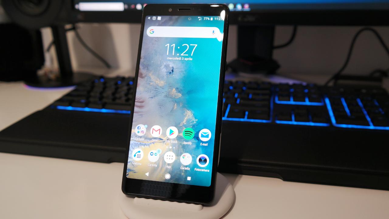 Recensione Sony Xperia L3: buona autonomia ma prestazioni poco convincenti thumbnail