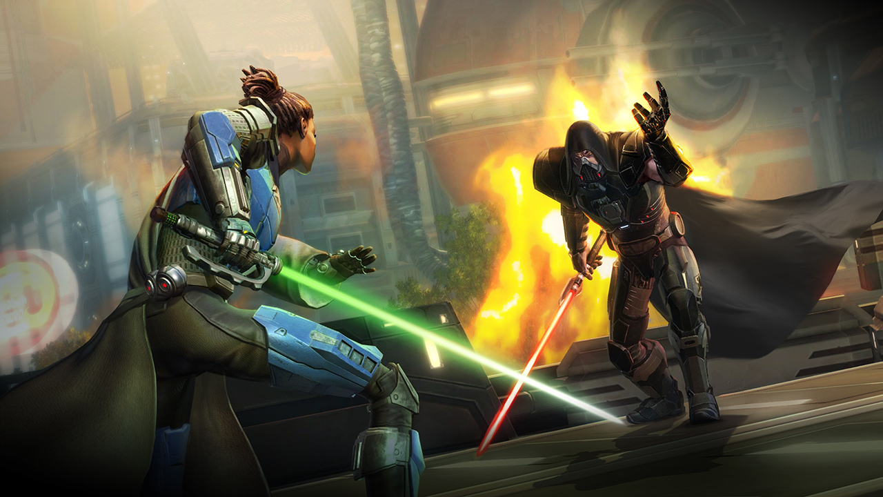 Star Wars The Old Republic Onslaught 1