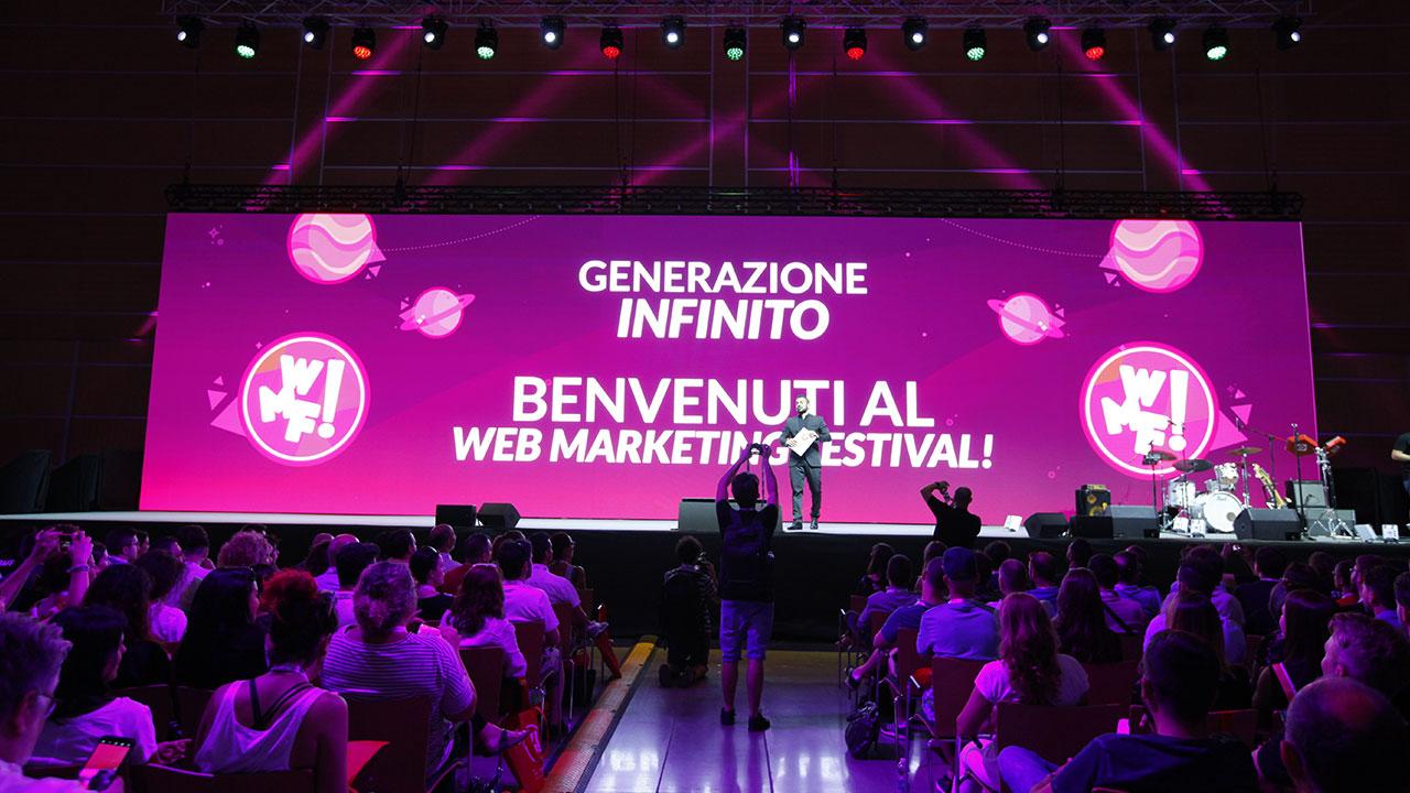 Web Marketing Festival 2019: torna a Rimini l'evento dedicato all'innovazione digitale e sociale thumbnail