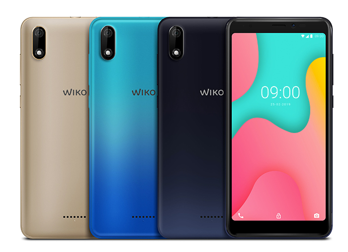 Wiko presenta il nuovo Y60 con display widescreen thumbnail