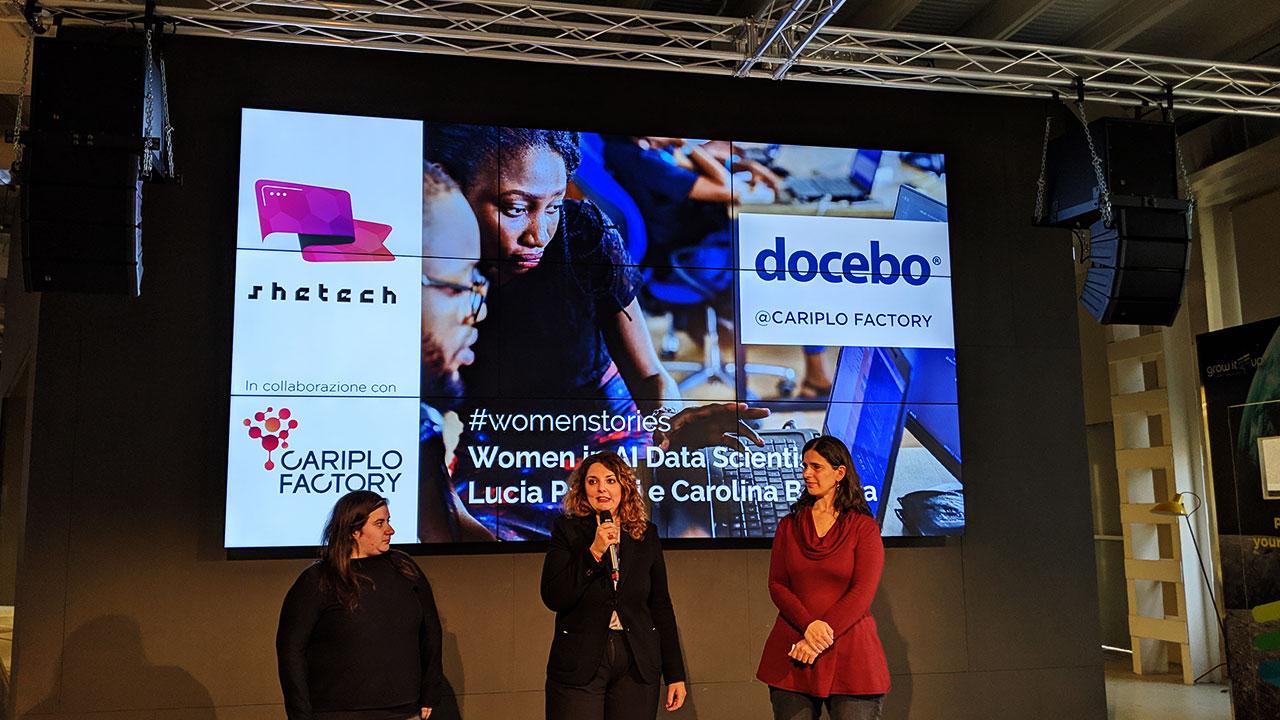 Docebo e SheTech insieme per parlare di donne, materie STEM e percorsi di studio thumbnail