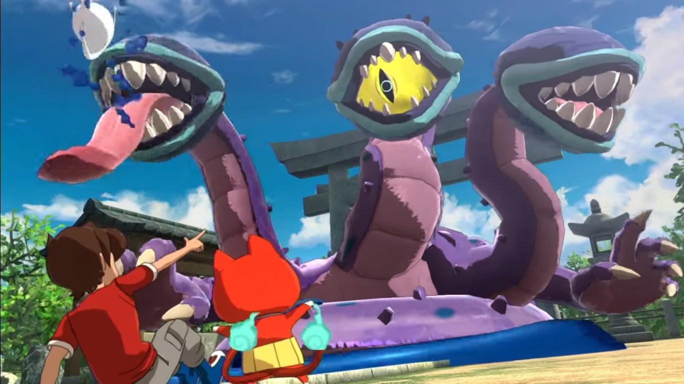 Yo-Kai Watch 4 si mostra nel nuovo filmato di apertura thumbnail