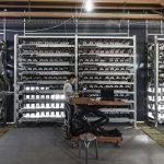 cryptomining Cina