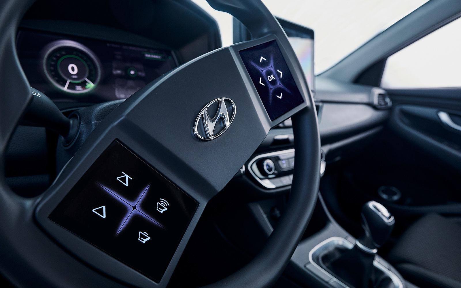 Il cruscotto del futuro secondo Hyundai thumbnail