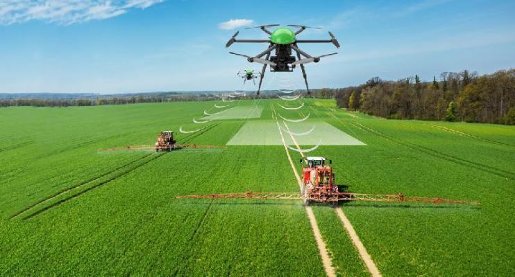 Agricoltura 4.0, la rivoluzione tecnologica delle coltivazioni italiane thumbnail