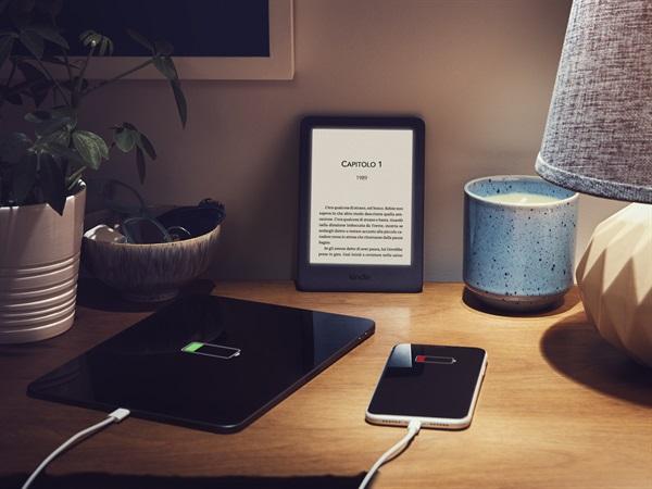 Il nuovo Kindle arriva oggi in Italia ad un prezzo stracciato thumbnail