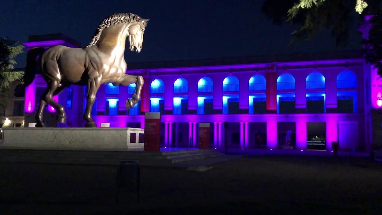 Leonardo Horse Project: l'app per scoprire il cavallo dell'inventore thumbnail