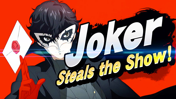 Super Smash Bros. Ultimate: Joker si unisce alla mischia thumbnail