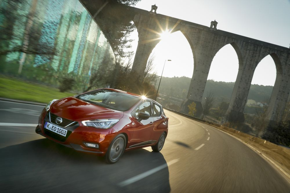 Arriva in esclusiva per l'Italia Nissan Micra GPL thumbnail