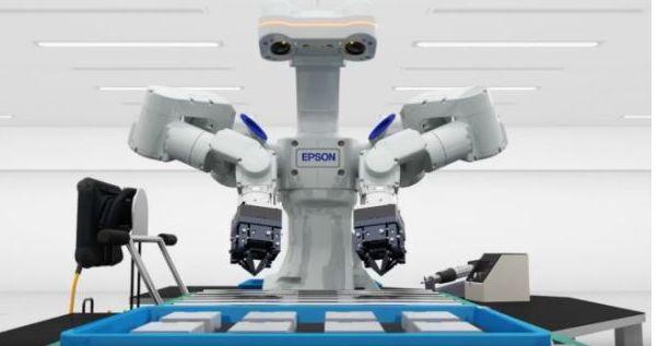 Concorso Epson Win-A-Robot: due università italiane tra i vincitori thumbnail