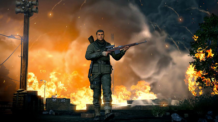 "Sniper Elite V2 Remastered: il trailer ""7 Ragioni per effettuare l'Upgrade"" thumbnail"