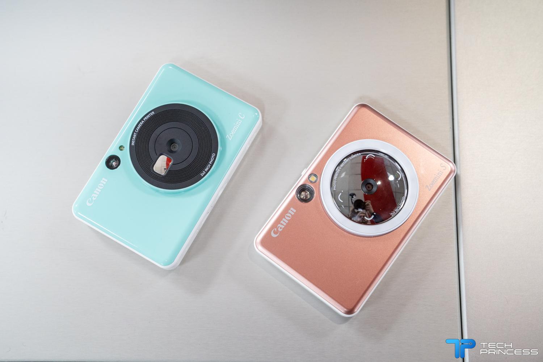 Canon Zoemini S e Canon Zoemini C: due nuove Instant intelligenti thumbnail