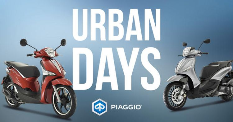 Tornano gli Urban Days Piaggio thumbnail