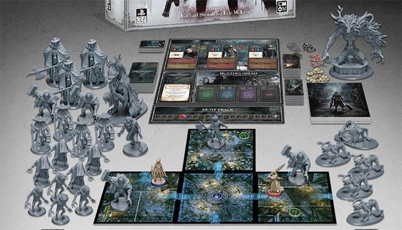 Bloodborne: il gioco da tavolo raggiunge in poche ore $ 1.6 milioni su Kickstarter thumbnail
