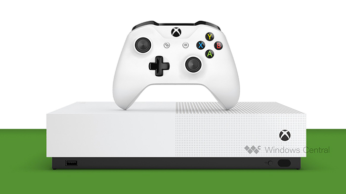 Xbox One S: disponibile la All-Digital Edition thumbnail