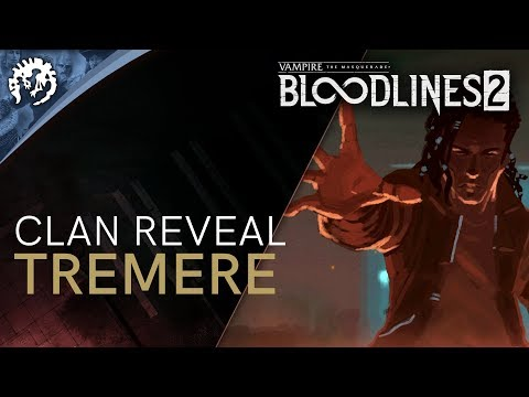 Vampire the Masquerade - Bloodlines 2: conosciamo il clan dei Tremere thumbnail