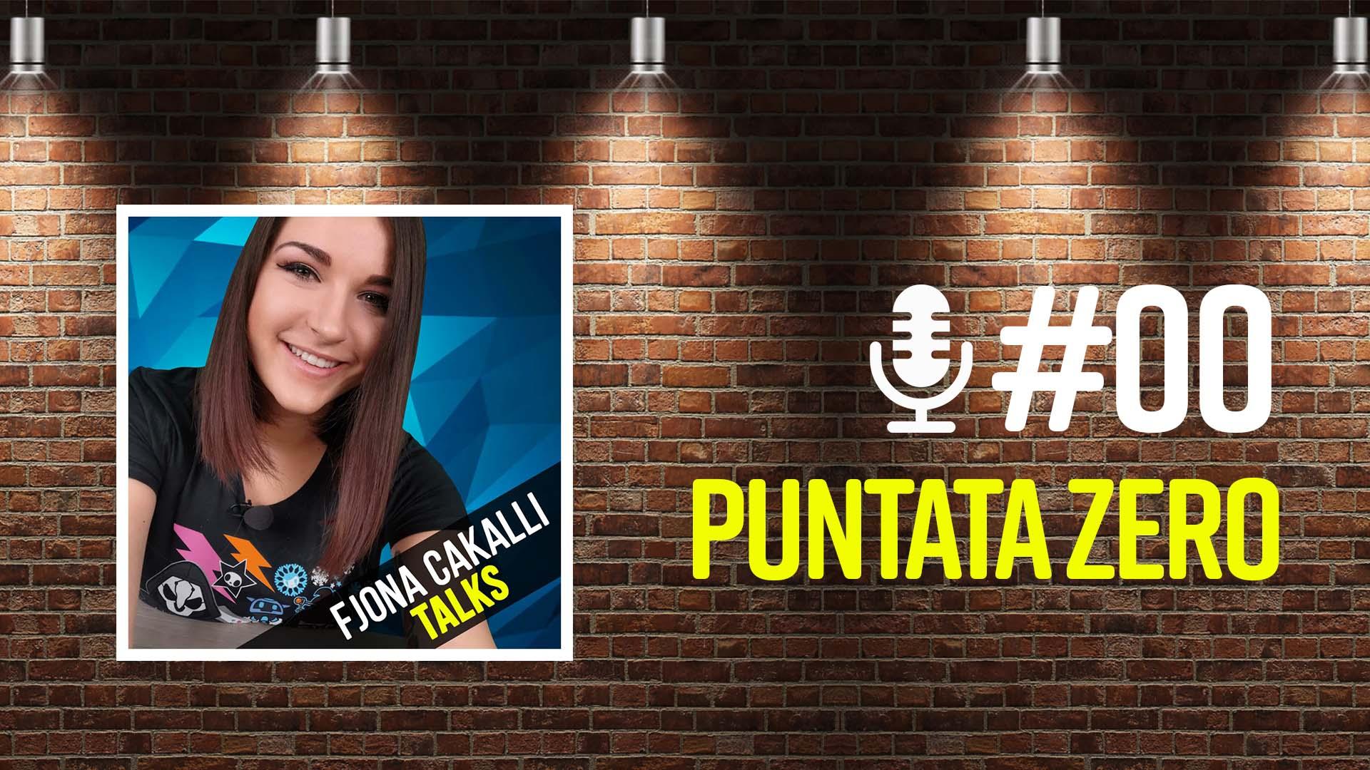 Puntata Zero: Che cos'è il podcast Fjona Cakalli Talks thumbnail