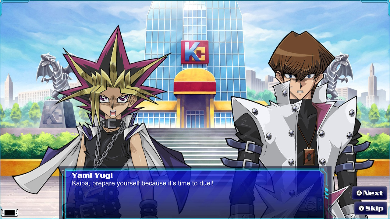 Nintendo Switch pronta per Yu-Gi-Oh! Legacy of the Duelist - Link Evolution thumbnail