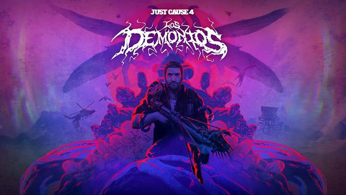 Square Enix annuncia Just Cause 4: Los Demonios thumbnail