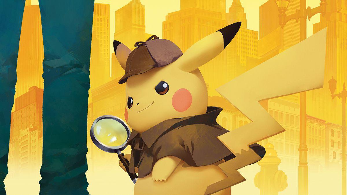 Detective Pikachu su Nintendo Switch