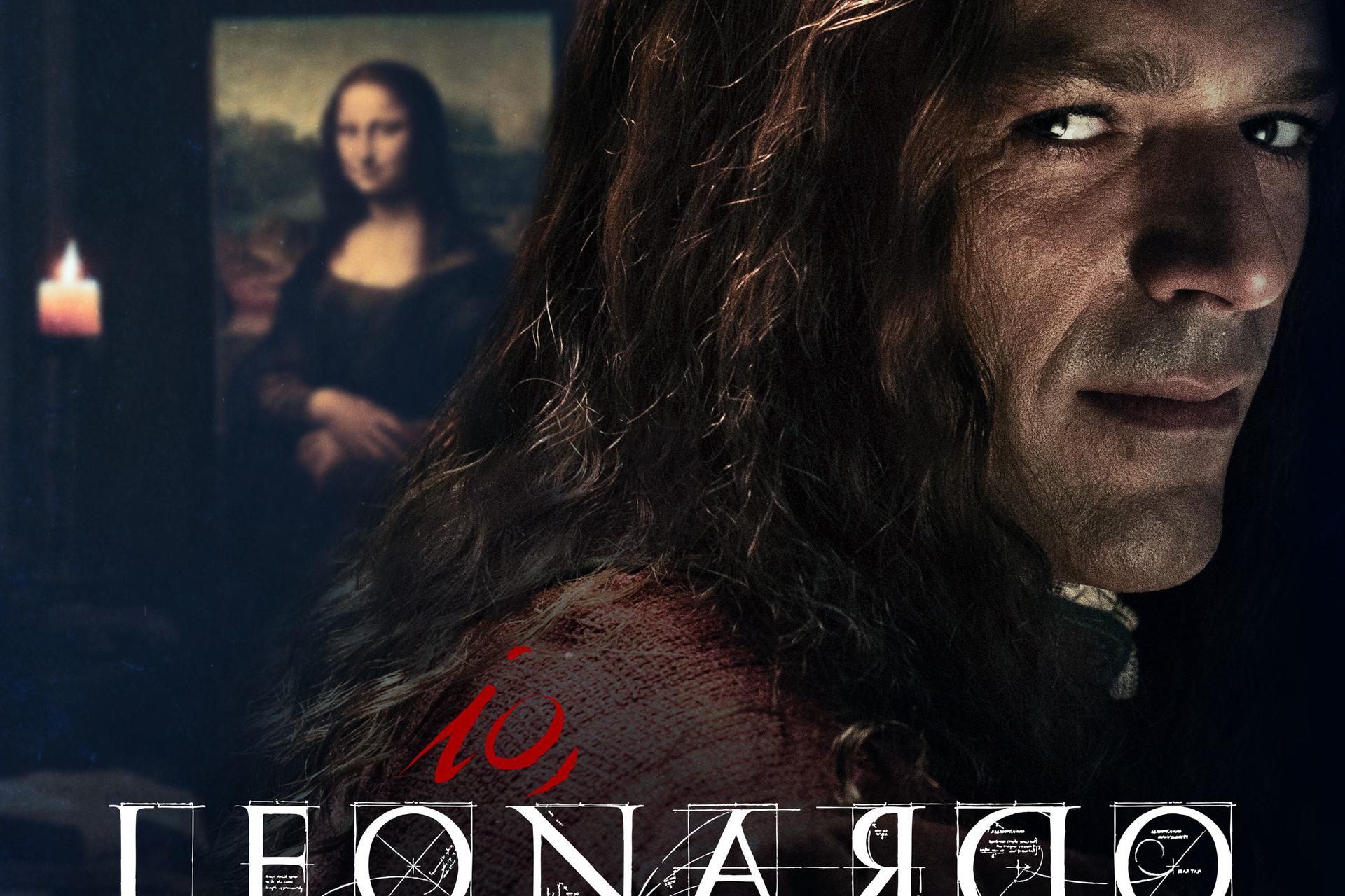"""Bosch al fianco di """"Io, Leonardo"""" nuovo film con Luca Argentero thumbnail"""