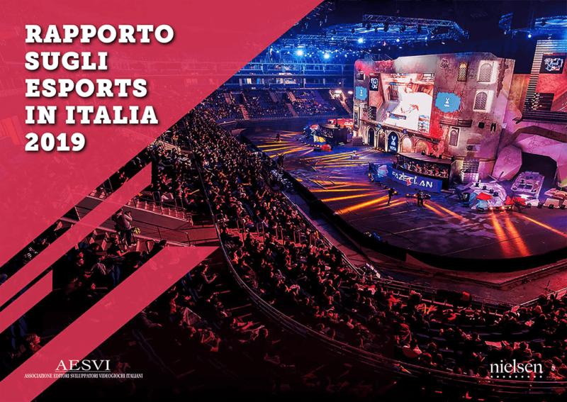 Un milione di appassionati di eSport: il nuovo rapporto di AESVI thumbnail