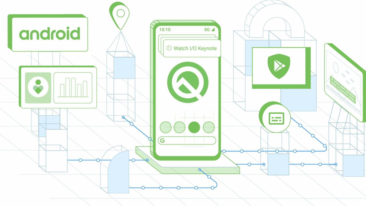 Android Q annunciato ufficialmente al Google I/O: ecco le principali novità thumbnail