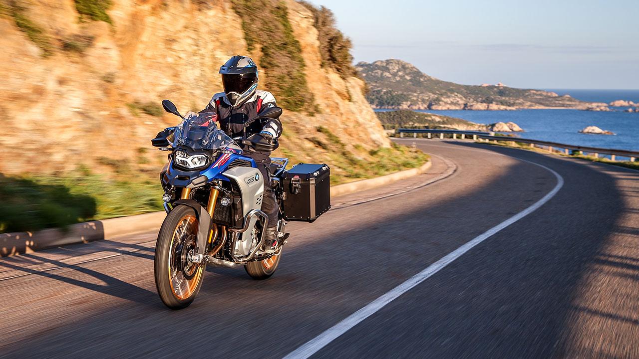 Nuovo roadshow per i modelli GS della serie F di BMW Motorrad thumbnail