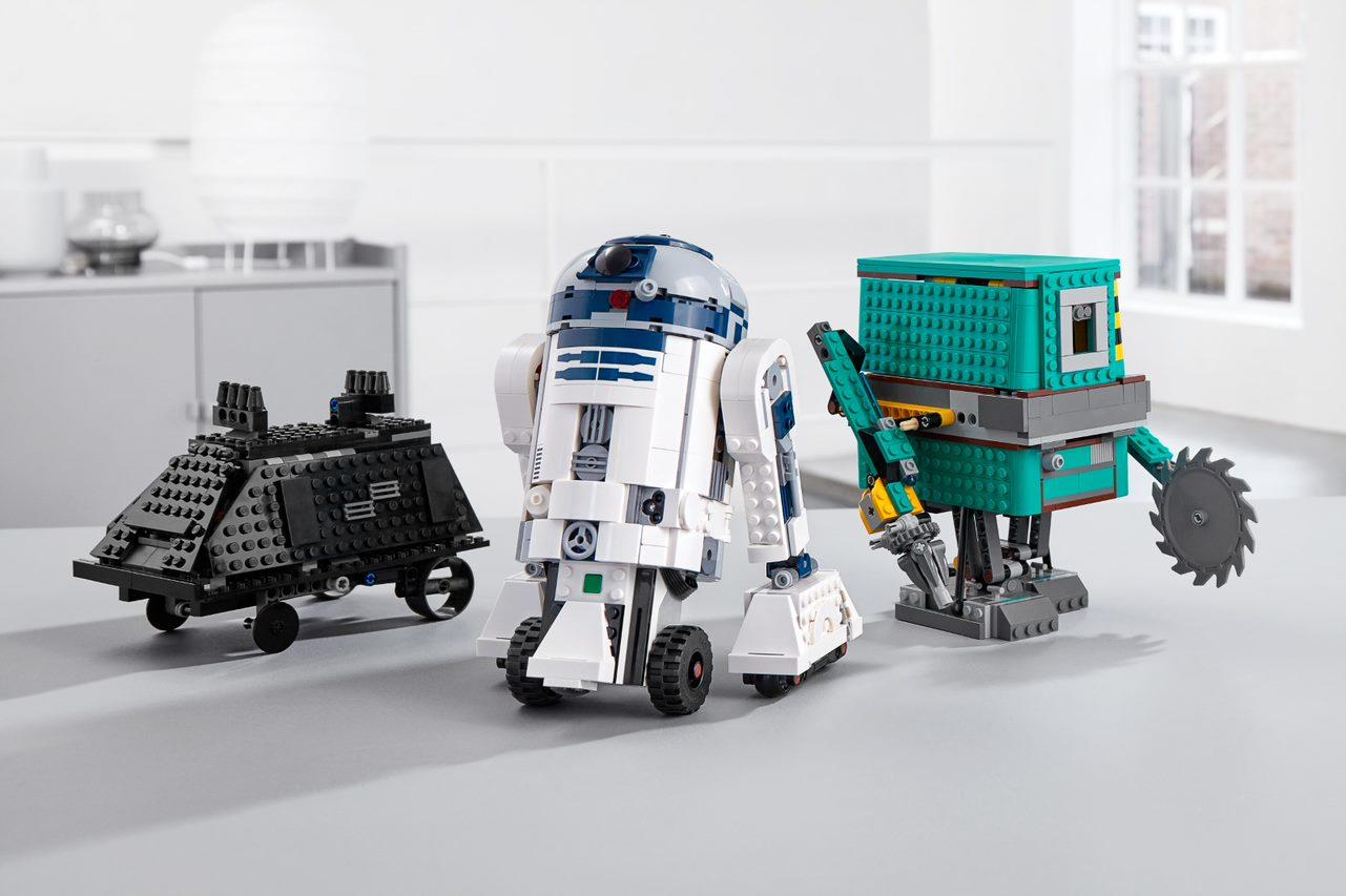 Lego Boost Star Wars Droid Commander: questi sono i droidi che state cercando thumbnail