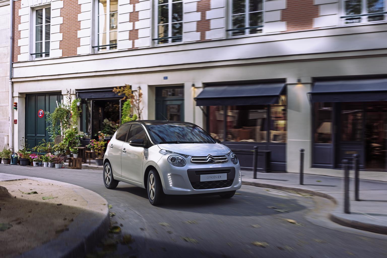 """Citroën C1, arriva la nuova versione """"Origins"""" thumbnail"""