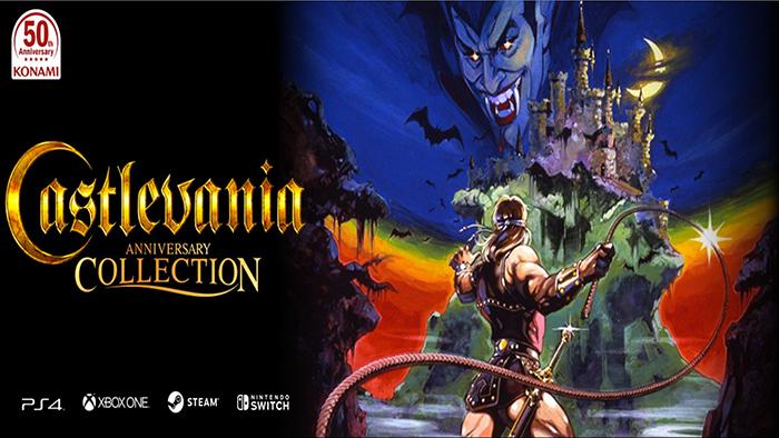 Castlevania Anniversary Edition: disponibile negli store digitali thumbnail