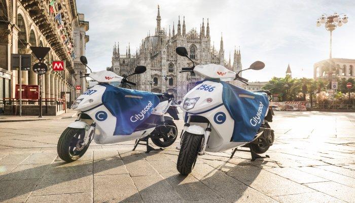 Cityscoot e sostenibilità alla Milano Arch Week 2019 thumbnail