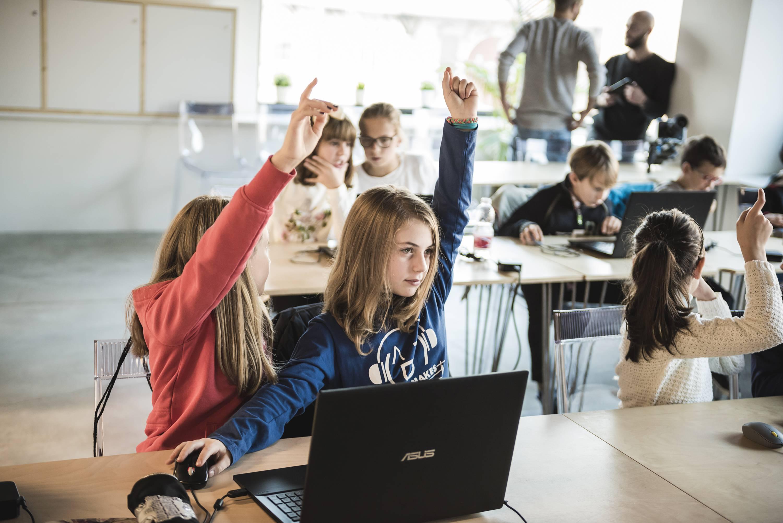 Talent Garden al Kids Summer Camp: imparare il coding divertendosi thumbnail