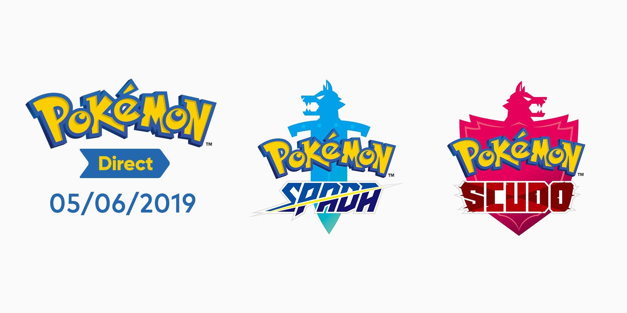 Pokémon Direct: in arrivo novità per Pokémon Spada e Scudo thumbnail