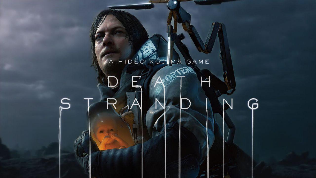 Death Stranding: Kojima confonde con un nuovo filmato thumbnail