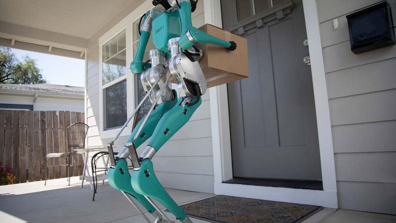 Digit: il robot per le consegne di Ford e Agility Robotics thumbnail