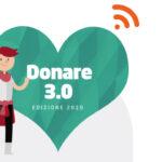 logo Donare 3.0 Edizione 2019