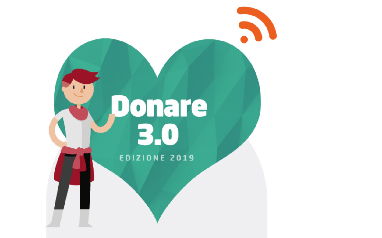 Donare 3.0: grazie anche gli smartphone, gli italiani donano sempre di più thumbnail