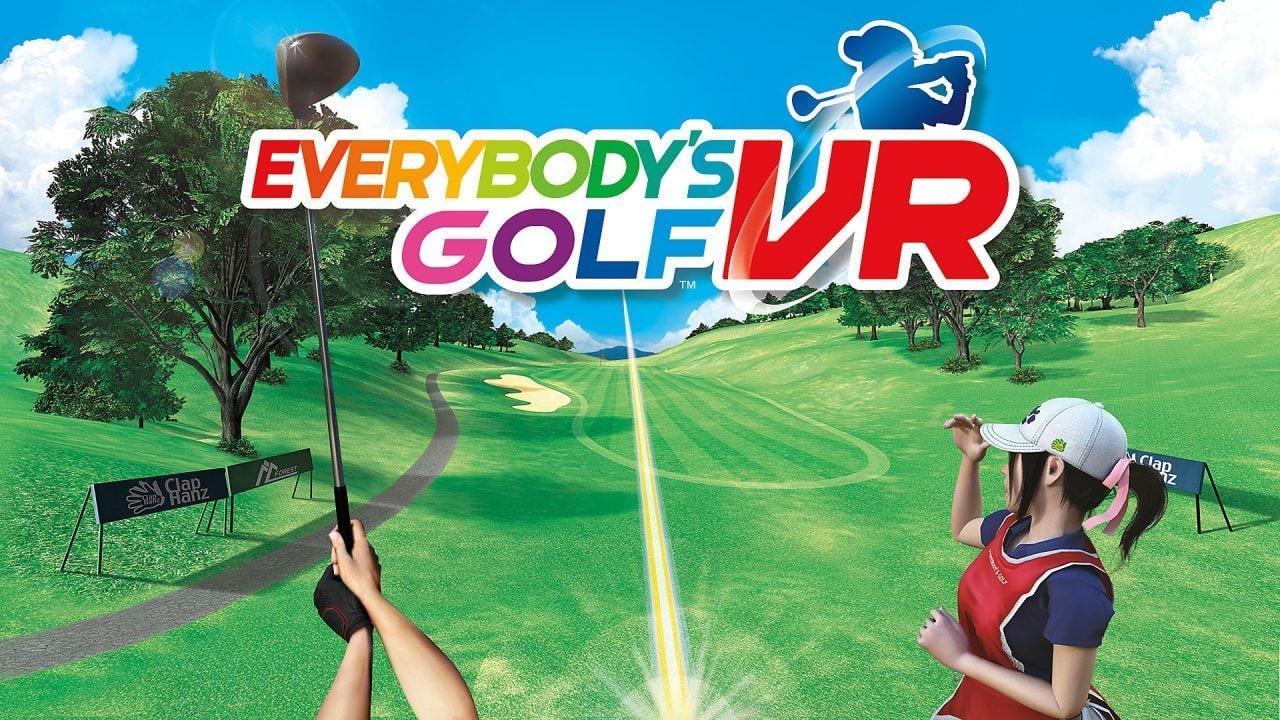 Recensione Everybody's Golf VR: benvenuti nel prato virtuale thumbnail